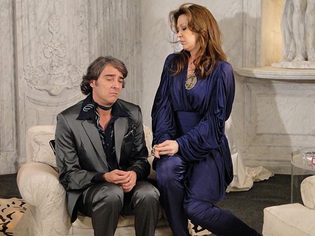 Jaqueline dispensa Jacques para passar a noite com sua filha