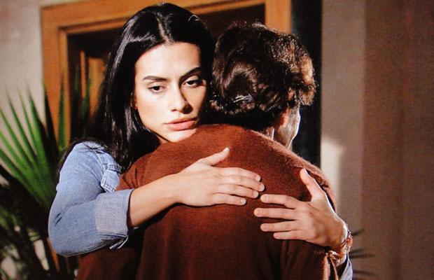 Estela consola Mariquita