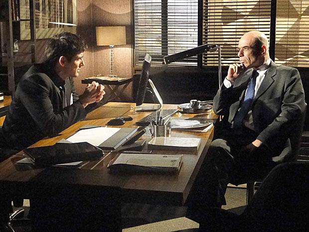Fred mente que Mauro queria que Noronha assumisse a culpa pelos desvios de dinheiro