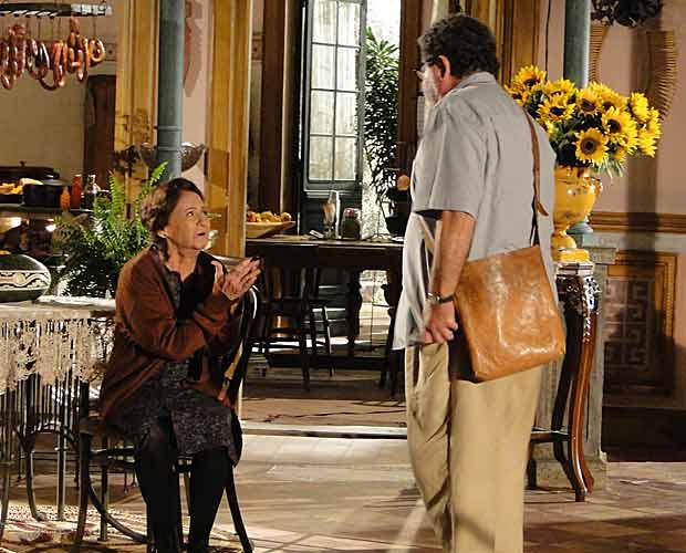 Mariquita volta para o Araguaia e fica sabendo do acidente de Solano