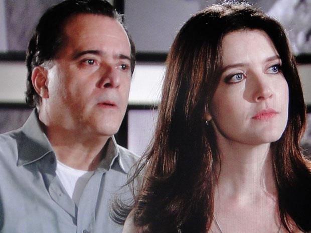 Felícia fica arrasada ao ver Clara