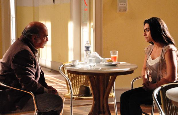 Os dois querem Solano afastado de Manuela
