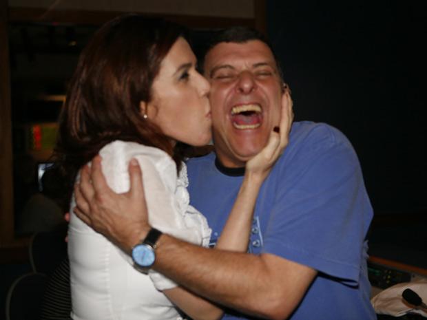 Maria Clara e Jorge Fernando