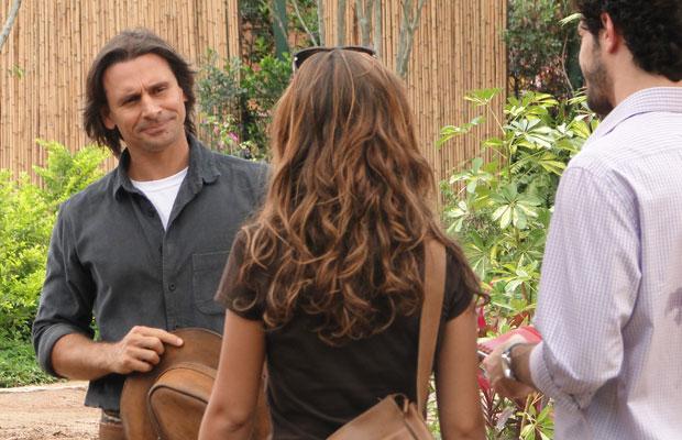 O gaúcho quer se desculpar com Manuela