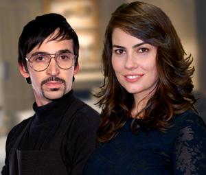 Laura e Arthurzinho