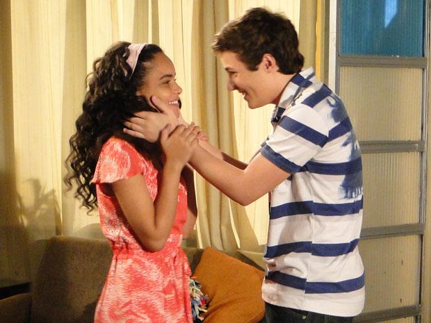Alfredo e Kelly se reencontram