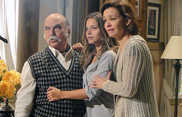 Max e Amélia agradecem a Solano
