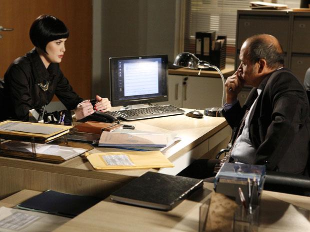 Melina desmente depoimento e agora diz que Mauro matou Noronha