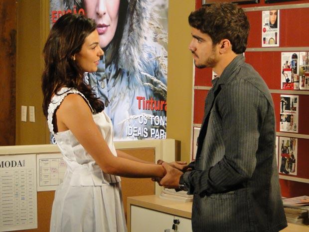 Marcela e Edgar