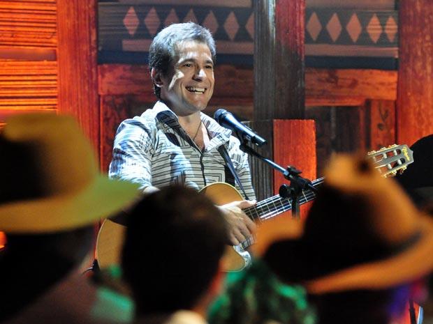 Daniel se apresenta em Girassol