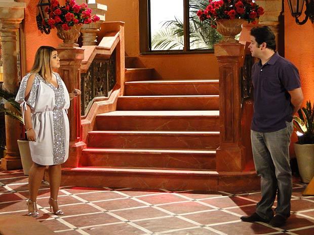 Preta Gil diz para Ari investir em Marta
