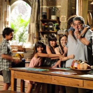 Padre Emílio fica com medo de perder seus filhos
