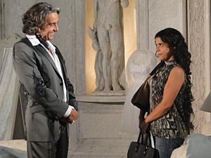 Jacques e Lourdes fecham acordo