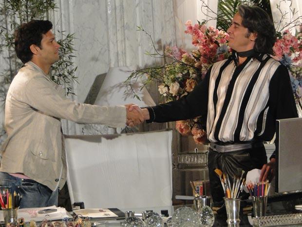 Jacques e Thales fazem acordo sobre a venda da marca
