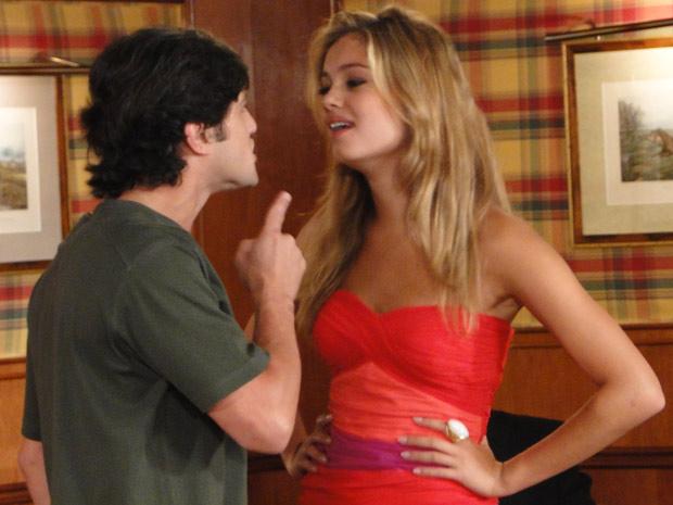 Armandinho exige o divórcio e diz que Stéfany não vai ganhar nada