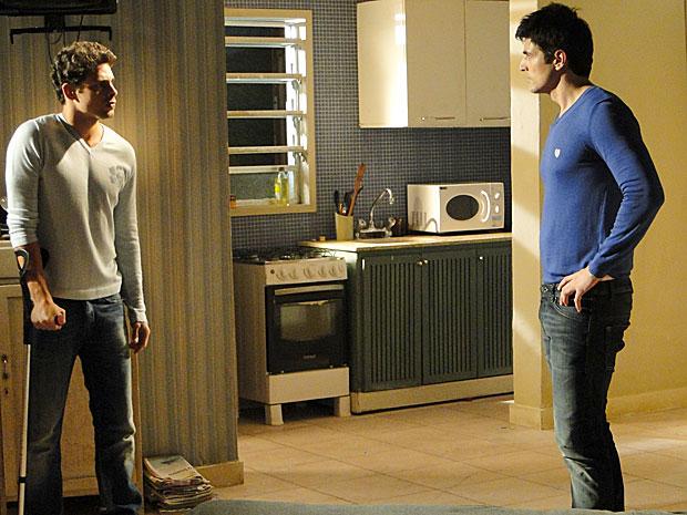 Danilo se lembra de ter encontrado Fred no dia do crime