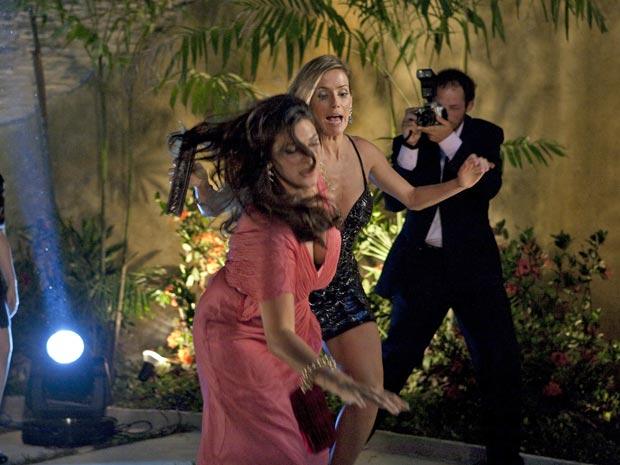 Daniella é sabotada pela ex-participante de reality show