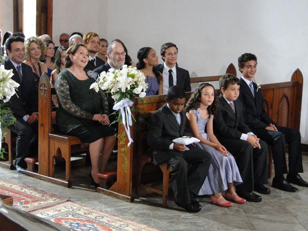 Casamento de Felícia e Gerson