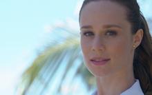Clara é a assassina e aparece viva no Pacífico (passione/tvglobo)