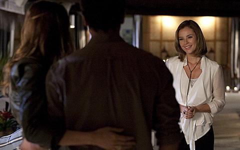 Sem saber de nada, Luciana marca encontro com Marina (insensatocoração/tvglobo)