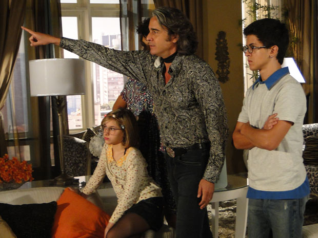 Jacques expulsa Pedro de casa
