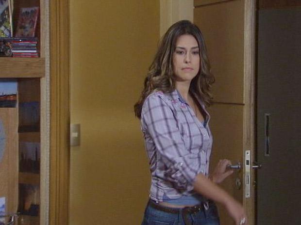 Irene no quarto de Pedro