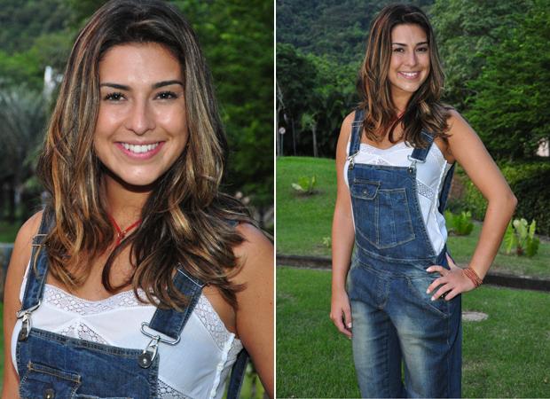 Fernanda Paes Leme está apaixonada pela Irene, sua personagem