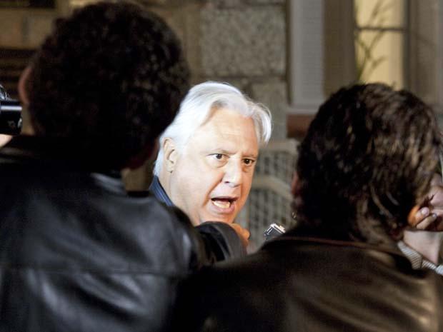 O pai de Pedro fica indignado com a declaração de Werner