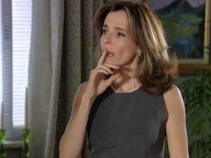 Eunice fica sabendo do furo de Léo