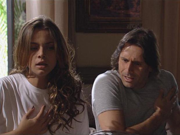 Manu implora que Solano deixe o Araguaia