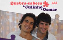 Transforme sua foto em quebra-cabeça (Ti-ti-ti/TV Globo)