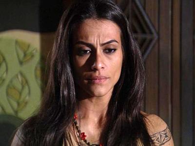 Estela revela que vai embora do Araguaia