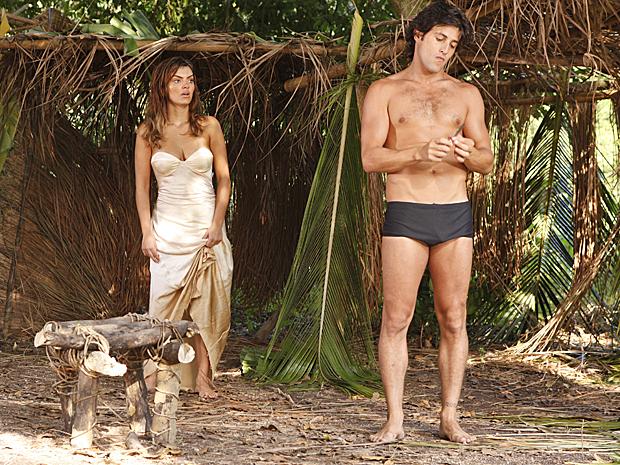 Desirée conta a Armandinho que Jorgito é o homem da sua vida