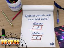 Calculadora de festas te ajuda a fazer as compras  (Malhação / TV Globo)