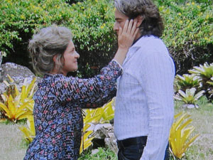 Cecília e Jacques se reencontram