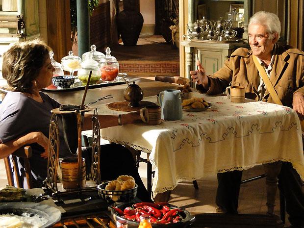 Gabriel e Beatriz: romance no ar?