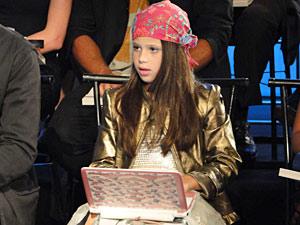 Sophia também escreverá sobre o mundo fashion
