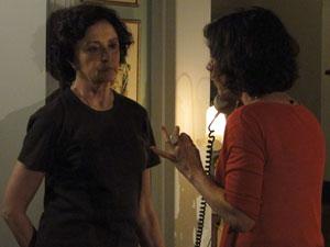 Wanda fica arrasada ao falar com Umberto