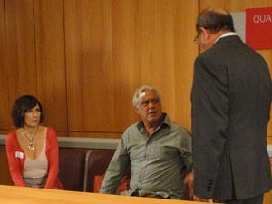 Raul pede a Borges ajuda para denunciar gangue de caça-níqueis