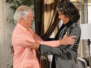 Jacques conhece seu pai