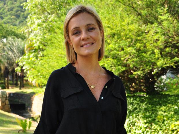 Adriana Esteves comemora a chance de fazer mais uma novela de Walcyr