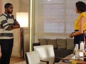 André discute com Carol