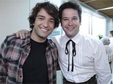 Reveja o último dia de gravação (Ti-ti-ti/TV Globo)