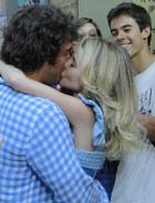 Luti desistiu de Londres por amor (Ti-ti-ti/TV Globo)
