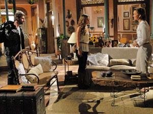 Manuela apresenta Rudy à Amélia