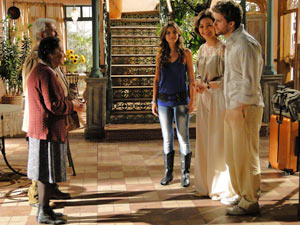Amélia e Vitor agradecem hospitalidade de Mariquita