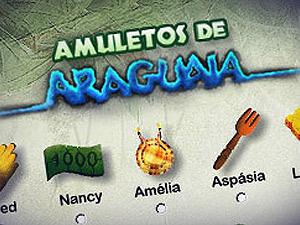 Aplicativo Amuletos de Araguaia