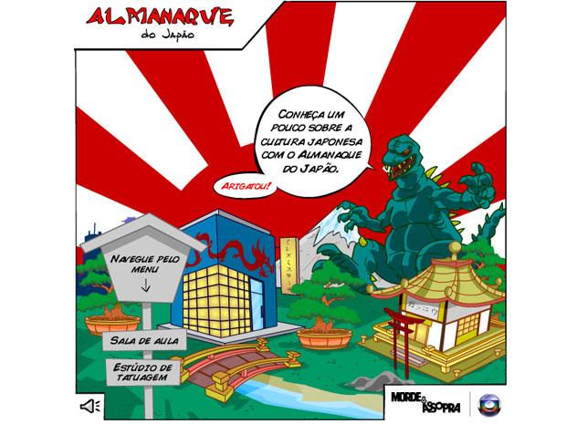 Alamanaque Rede Globo