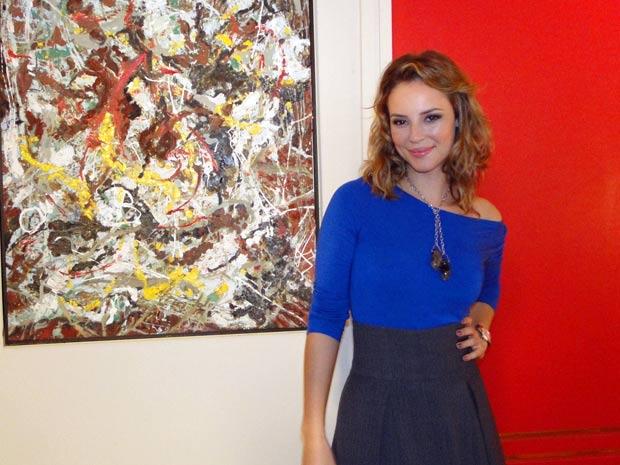 Paola Oliveira conta detalhes da nova fase de Marina