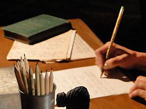 escreve uma carta-despedida